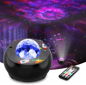 Starry Projector with Timer and Voice Control