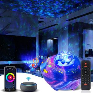 Galaxy Globe Projector Galaxy Cove Projector for Bedroom Christmas