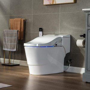 WOODBRIDGE Modern Smart Toilet