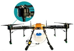 Automatic Flight Precise Location Automatic Spraying Drone