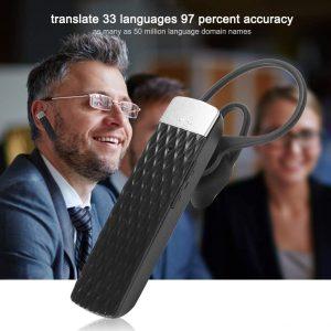 Real Time Translation in-Ear Monaural Earpiece
