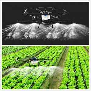 Drone for agricultural sparying