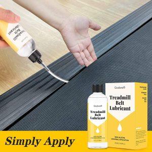 100% Silicone Treadmill Lubricant