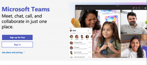 Audio and video call platforms