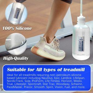 Silicone Treadmill Belt Lube