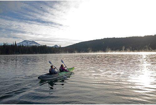 two-person kayak
