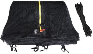 Trampoline Replacement Safety Enclosure Net from ACWARM HOME