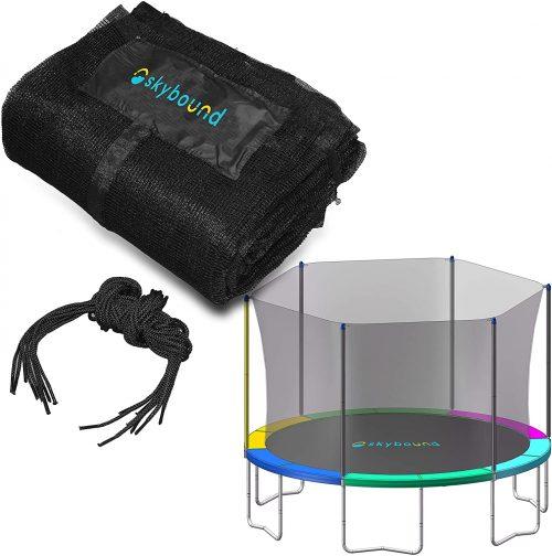 Safety Enclosure for Trampoline