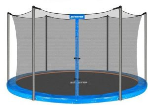 Breathable and Weather-Resistant Trampoline Net