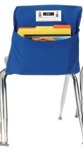 Blue Seat Sack