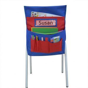 Seat Sack Storage with pockets